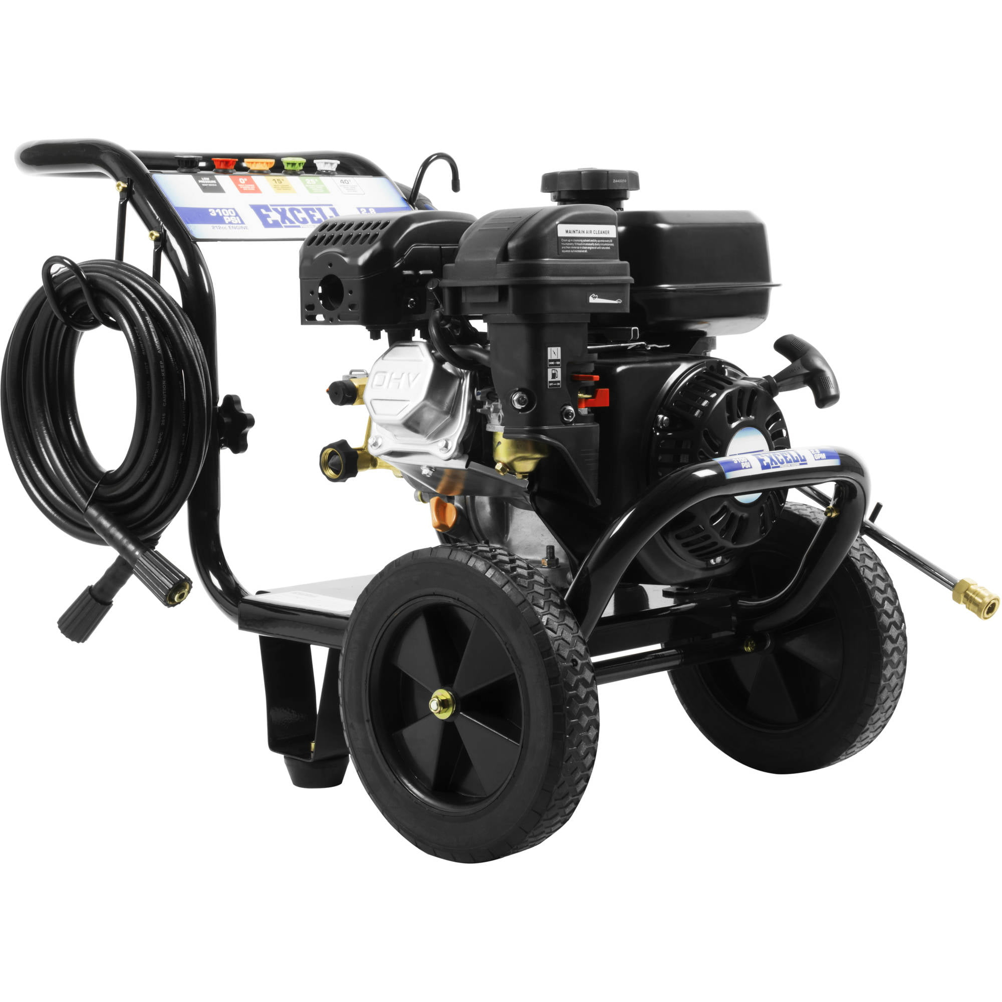 Excell 3100 PSI, 2.8 GPM Pressure Washer by MAT Industires