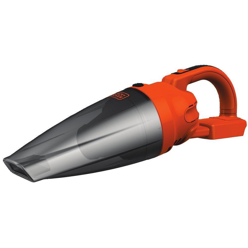 Black & Decker BDH2000SLB 20V MAX Lithium Bare Hand Vacuum, Ideal for house, car, garage By BLACK-DECKER