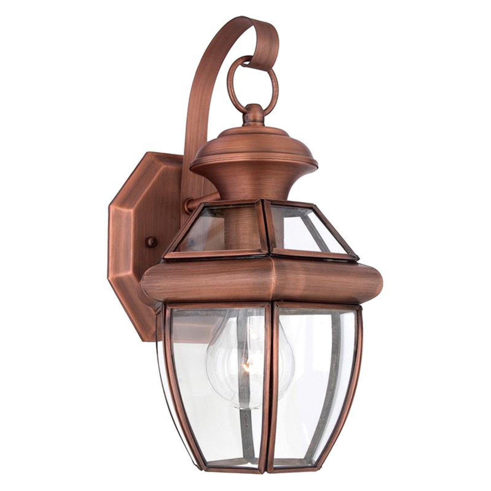 Quoizel Newbury NY831 Outdoor Wall Lantern