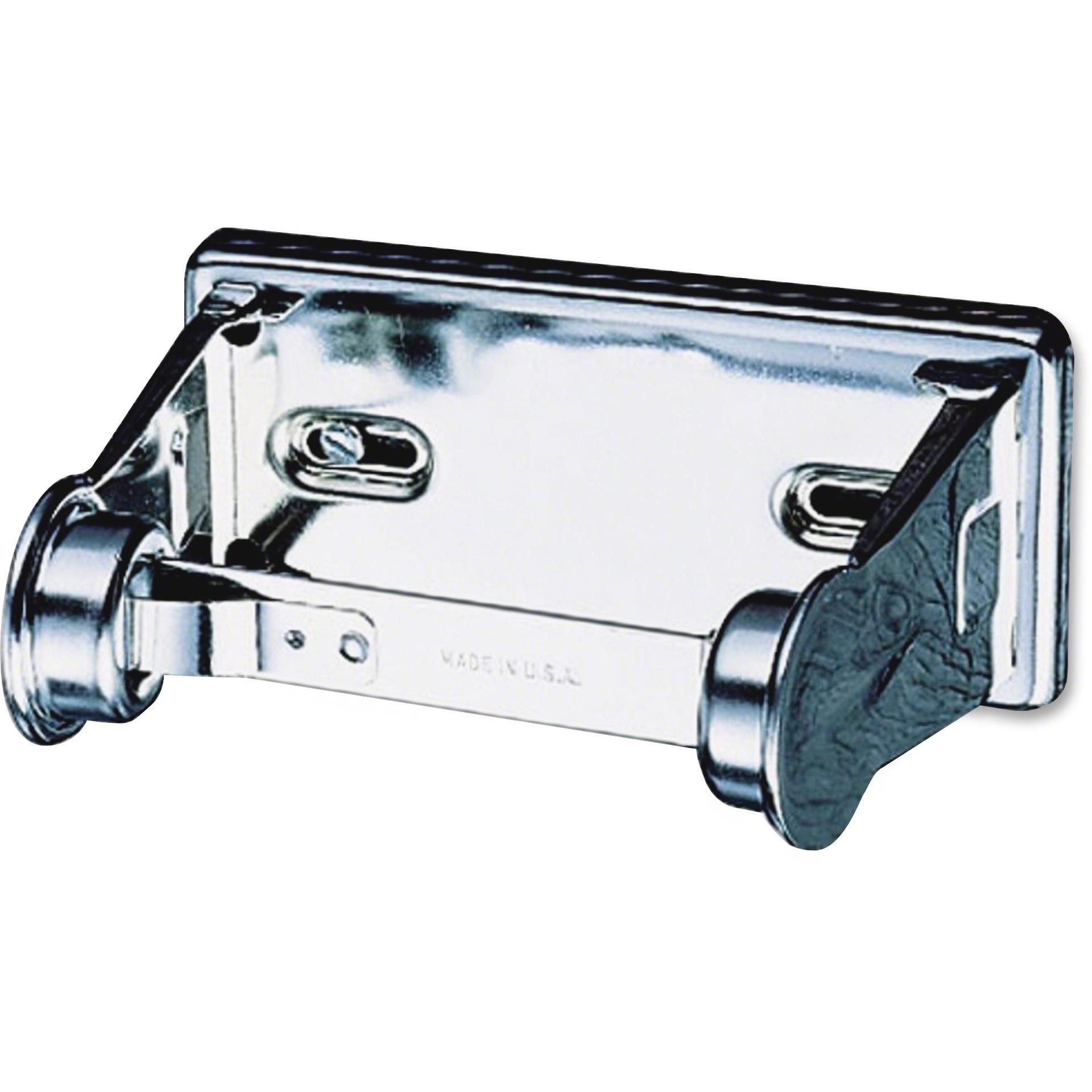 San Jamar, SJMR200XC, Single-roll Toilet Tissue Dispenser, 1 Each, Chrome