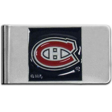 Canadiens Clip - Montreal Canadiens Steel Money Clip (F)
