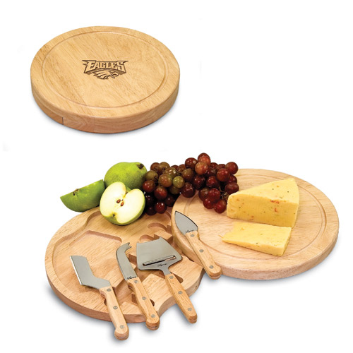 Philadelphia Eagles Circo Cheese Board & Tool Set - No Size