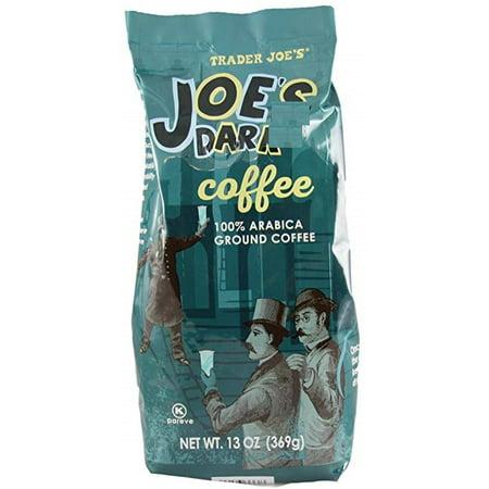 Trader Joe S Joes Ground Coffee 13 Oz Bag Walmart Com