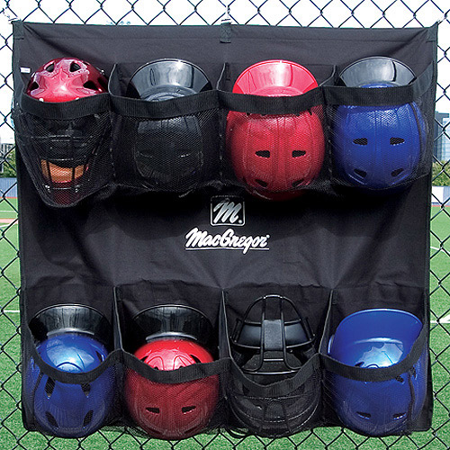 MacGregor Large Baseball Helmet Caddy