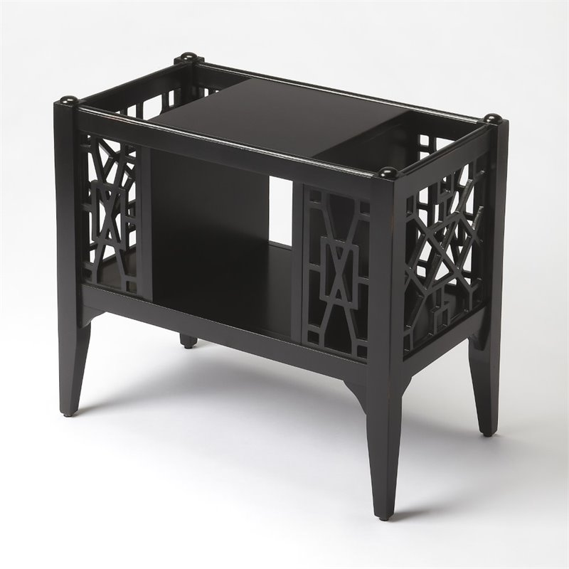 Butler Specialty Masterpiece Chippendale Magazine Rack - image 1 of 1