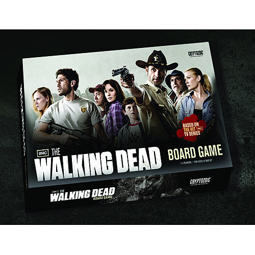 The Walking Dead TV Board Game by Generic