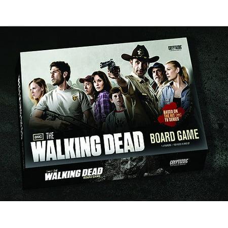 The Walking Dead TV Board Game