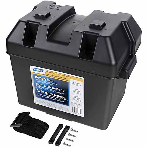 Camco RV Standard Battery Box