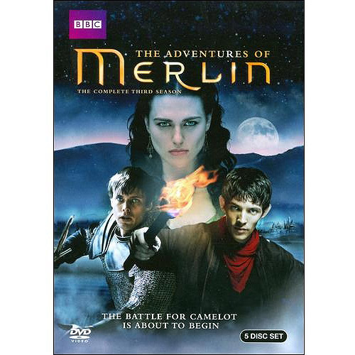 MERLIN-COMPLETE 3RD SEASON (DVD/5 DISC/RE-PKGD)