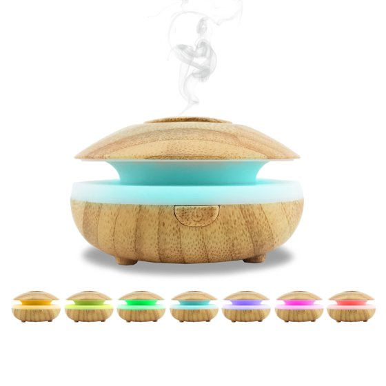 Essential Oil Diffuser Walmart ~ Simply diffusers floret usb battery operated and ac