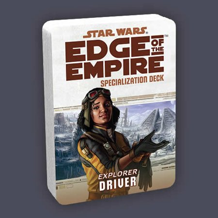 Driver Specialization Deck Star Wars Edge Of The Empire Rpg Fantasy Flight Games