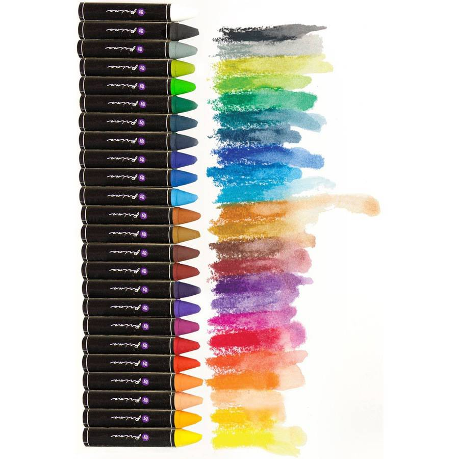 "Water Soluble Oil Pastels 3.25"" 24pk"