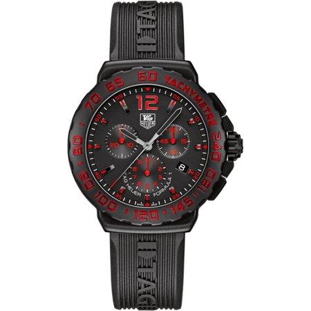Tag Heuer Formula 1 Titanium Chronograph Mens watch CAU111D.FT6024