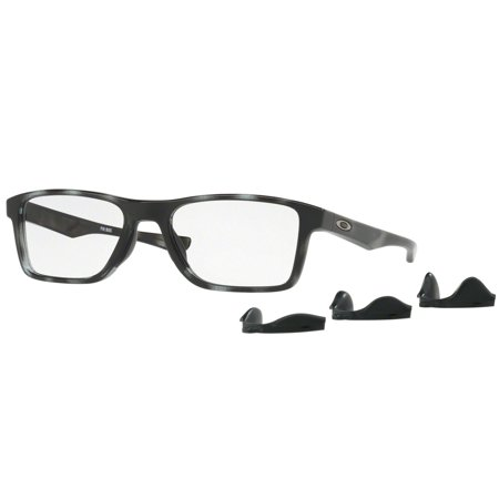 204703e6c0 Oakley 0OX8108 Fin Box Full Rim Rectangular Eyeglasses for Unisex - Size 53  - Walmart.com