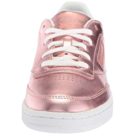 fef32a74a08 Reebok Women s Club C 85 S Shine Sneaker - image 1 ...