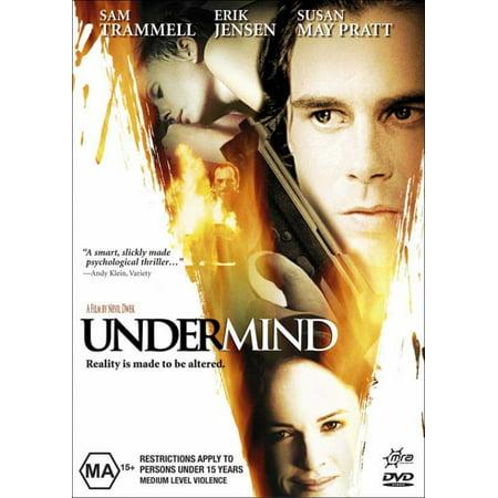 Undermind Movie Poster  11 X 17