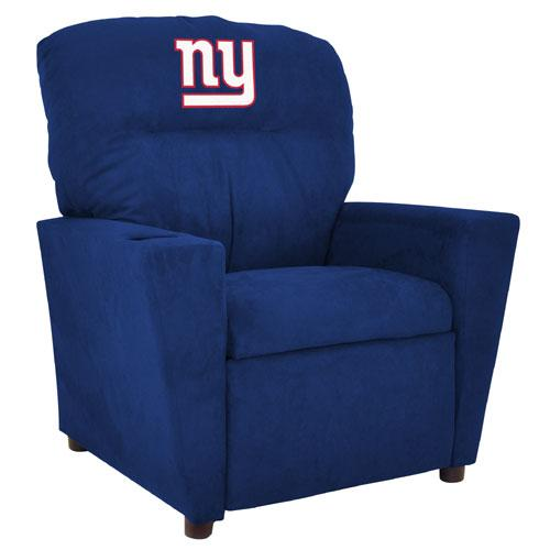 NFL New York Giants Team Kids Recliner
