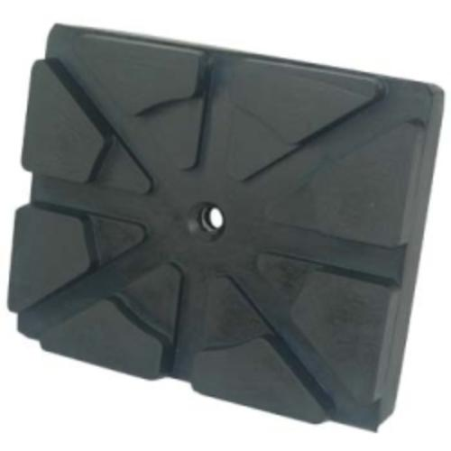 """The Main Resource LP610 Lift Pads For Wheeltronics, Snap-on, Ammco Square [5 1/4"""" X 4 1/2"""" X 1""""]"""