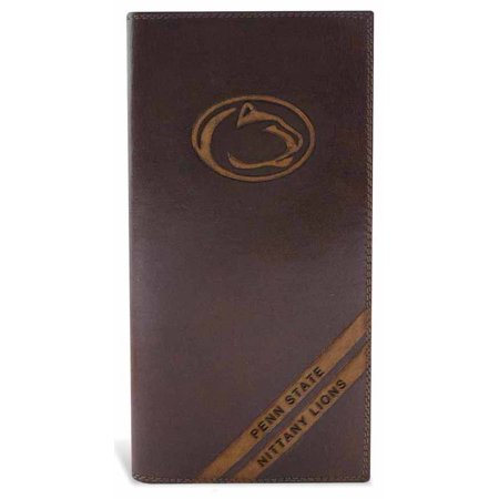 Penn State Secretary Distressed Leather Wallet
