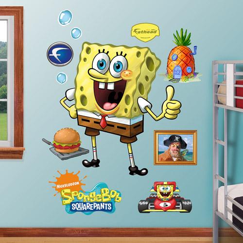Fathead SpongeBob SquarePants