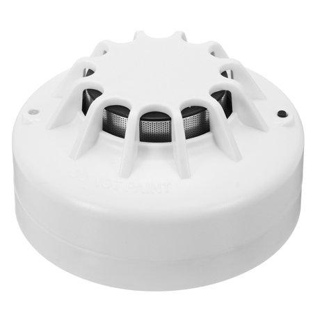 Optical Smoke Fire Alarm Detector alarmsystem Wireless Cordless Smart Photoelectric Sensor Home Security
