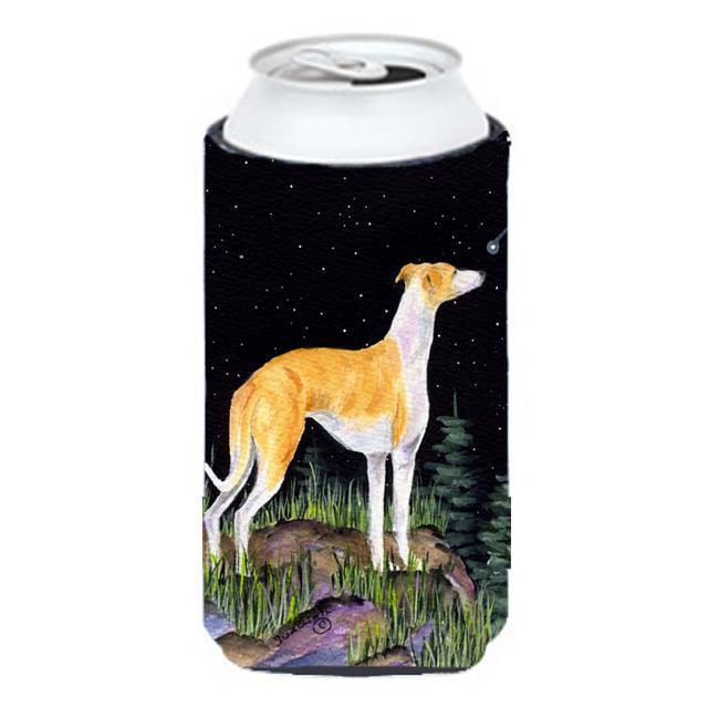 Carolines Treasures SS8492TBC Starry Night Whippet Tall Boy bottle sleeve Hugger - 22 To 24 oz. - image 1 de 1