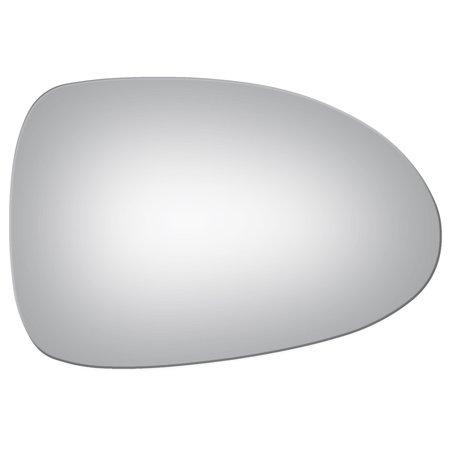 Burco 3636 Passenger Side Replacement Mirror Glass for 1999-2005 Mazda Miata