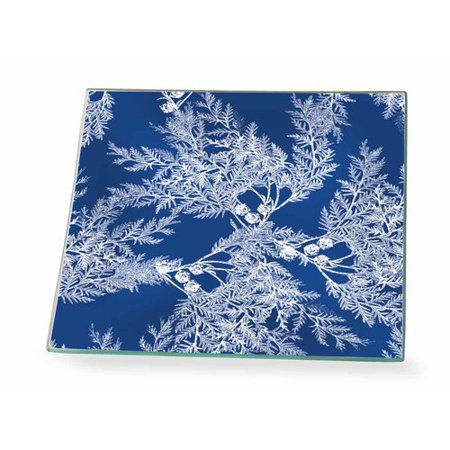 (Caskata Cedar 6'' Square Glass Plate (Set of 2))