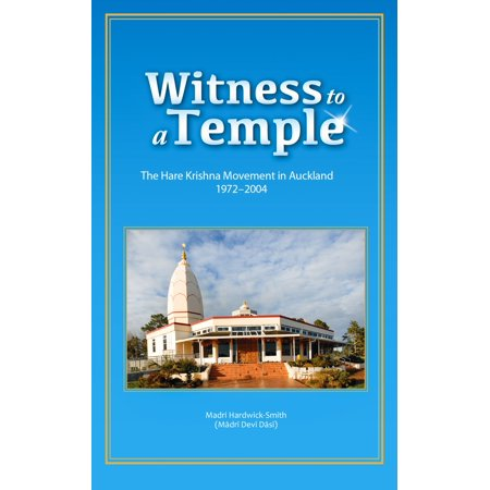 Witness to a Temple The Hare Krishna Movement in Auckland 1972-2004 - (Best Hare Krishna Kirtan)