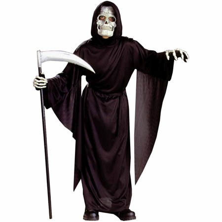 Horror Robe Child Halloween Costume - Halloween Horrors The Sounds Of Halloween