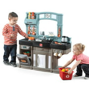Best Kids Kitchens - Step2 Best Chef's Kitchen Kids Play Kitchen Set Review