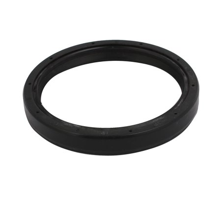 Unique Bargains 60mmx50mmx8mm Machine Rubber Oil Seal Sealing Ring Gasket Washer Black - image 1 of 2