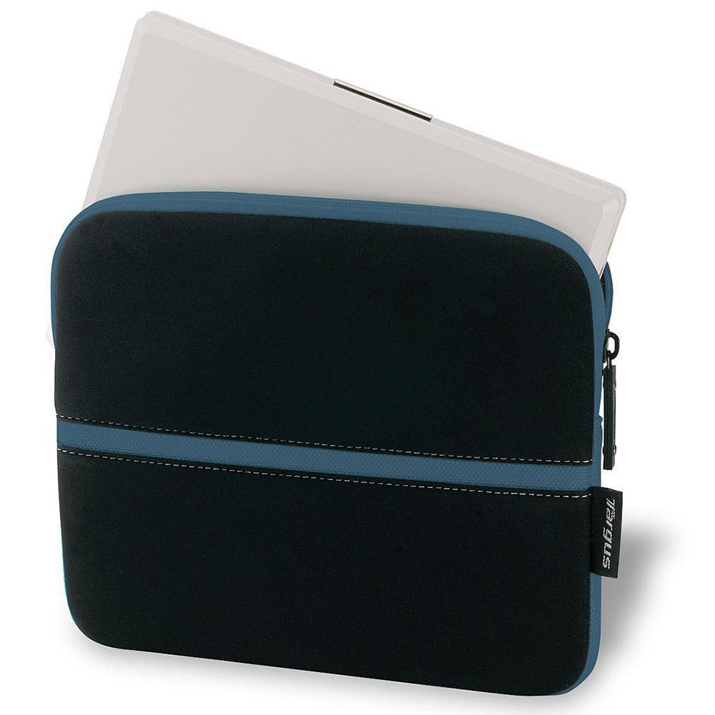 Targus Neoprene Slipskin Peel Slip Case for 10.2 Netbooks (Black/Teal)