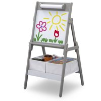 Delta Children Classic Kids Whiteboard/Dry Erase Easel