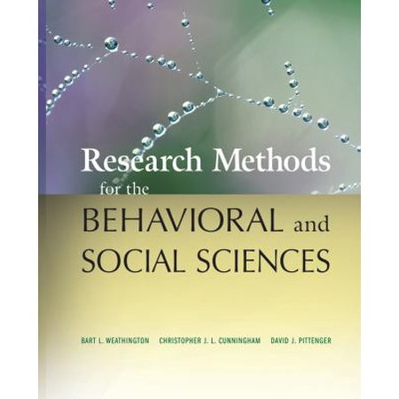 research methodology in health and social
