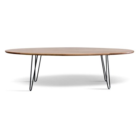 Gingko Surfboard Coffee Table Walmartcom