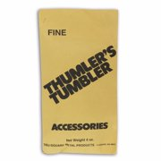 Thumlers Tumbler 4 oz of Rock Tumbling Fine Grit for Second Stage Polishing