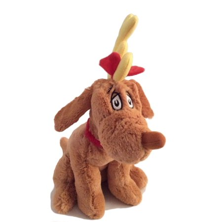 Dr  Seuss How The Grinch Stole Christmas Max Reindeer Kohls Plush  By Kohls Cars For Kids