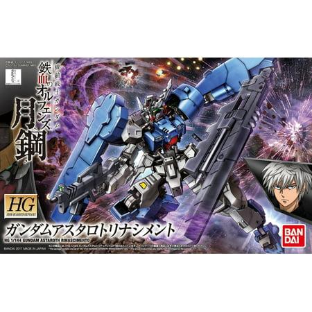 Bandai Iron Blooded Orphans Ibo Gundam Astaroth Rinascimento Hg 1 144 Model Kit