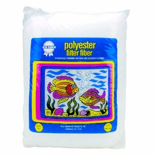 Polyester Filter Floss Size: 2 Ounces Multi-Colored
