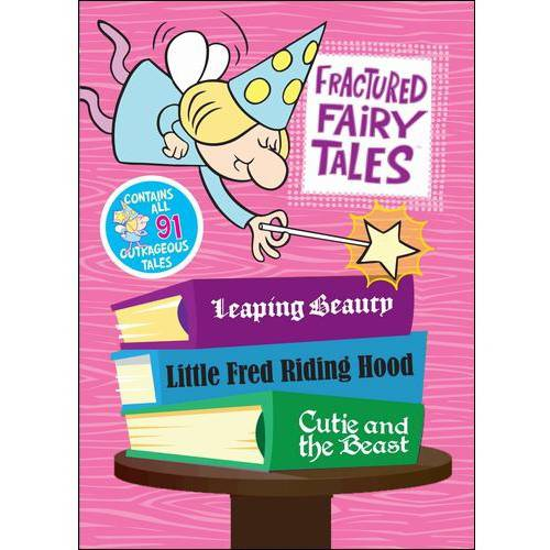 The Complete Fractured Fairy Tales