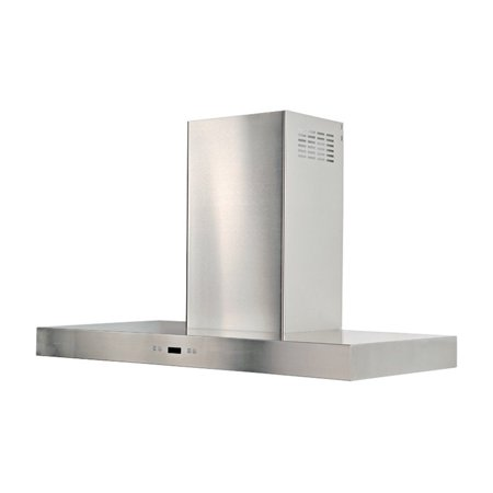 Cavaliere-Euro 48W in. Island Range Hood Cavaliere Cavaliere offers a complete stainless steel range hood collection. They blend superior components with the latest technologies to create range hoods that cater to your needs. Cavaliere has a special understanding of the kitchen environment, ergonomics, aesthetics, and integration within your home or workplace. They specialize in wall-mounted, island, or under cabinet range hoods that make a statement in your kitchen.