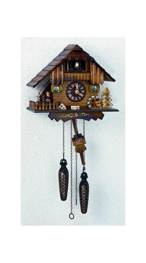 Black Forest Musical Cuckoo Clock by Schneider Cuckoo Clocks