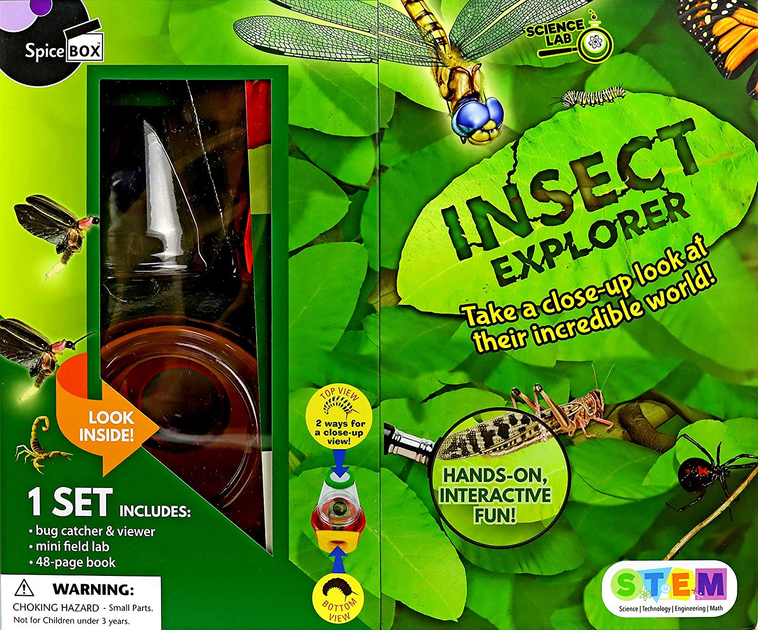 Science Lab Insect Explorer by Spicebox Product Development Ltd.
