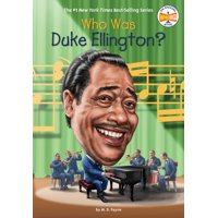 Who Was?: Who Was Duke Ellington? (Paperback)