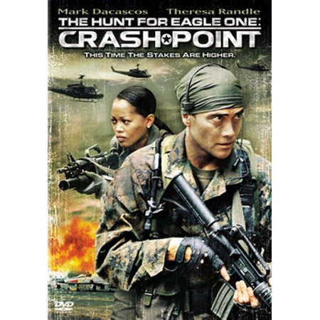 The Hunt for Eagle One: Crash Point (DVD)