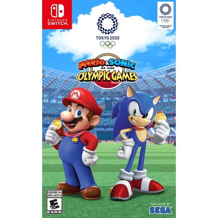 Best Switch Games 2020.Mario Sonic At The Olympic Games Tokyo 2020 Sega Nintendo Switch 010086770094