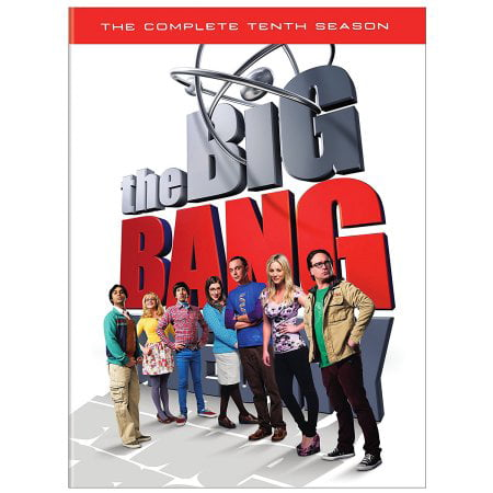 The Big Bang Theory: The Complete Tenth Season (Best Of Big Bang Theory)