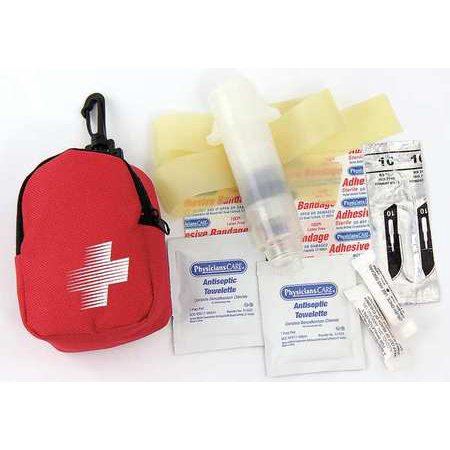 - Snake Bite Kit, Fabric Case FIRST AID ONLY 3027