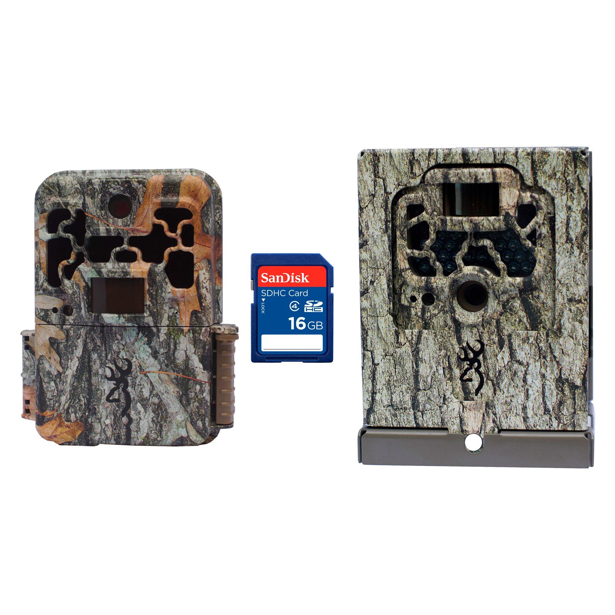 Browning Trail Cameras Spec Ops Platinum Game Camera + Security Box + SD Card by Browning Trail Cameras